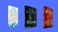 Book of the Month - Buy SHIFTING SANDS and THE TRAITOR - and get DEEP ROUGH at a Deep Discount - Signed by the Author
