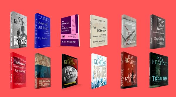 Pastor Stephen Grant Novels and Short Stories - Signed Set - All 12 Adventures, PLUS a Small Surprise Thank You Gift
