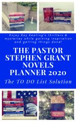 The Pastor Stephen Grant Novels Planner 2020: The TO DO List Solution