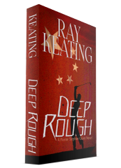 Book of the Month - Deep Rough: A Pastor Stephen Grant Novel - Signed by the Author