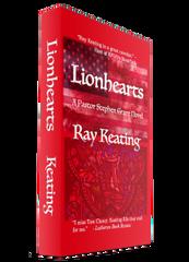 Lionhearts: A Pastor Stephen Grant Novel - Signed Copy
