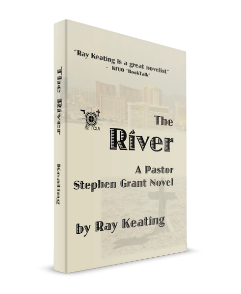 The River: A Pastor Stephen Grant Novel - Signed Copy