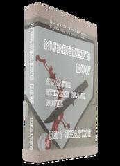 Murderer's Row: A Pastor Stephen Grant Novel - Signed Copy