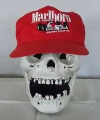 NEW old stock - Vintage Marlboro Racing Team '92 Baseball hat cap