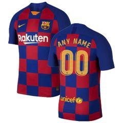 Barcelona Jersey ( home ) 19-20 Custom