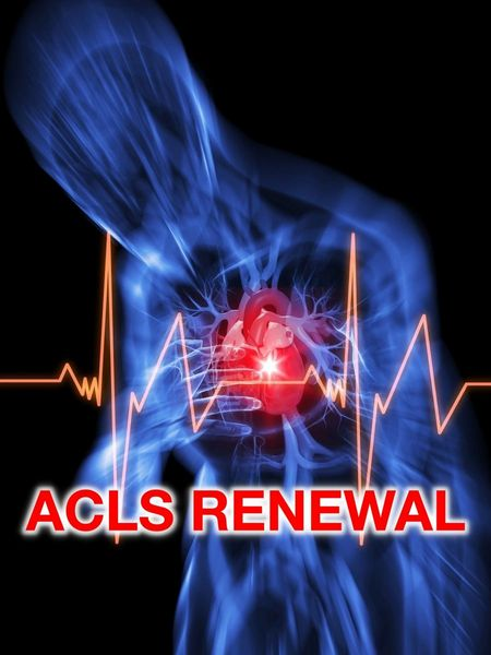 ACLS Renewal (Advanced Cardiovascular Life Support) Call (713) 408-2934 to schedule