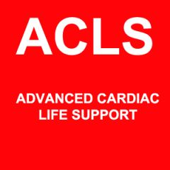 ACLS Initial (Advanced Cardiovascular Life Support) UTMB PA Program