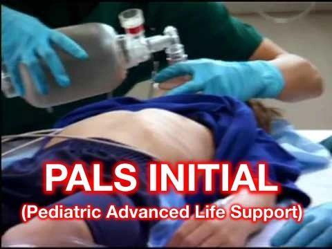 UTMB PA Program PALS Initial (Pediatric Advanced Cardiovascular Life Support)
