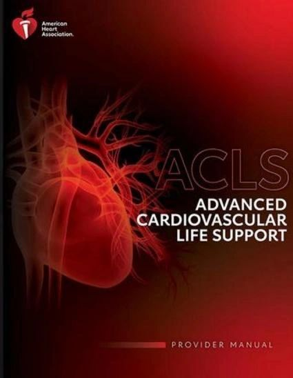 ACLS Initial (Advanced Cardiovascular Life Support) San Jacinto RRT