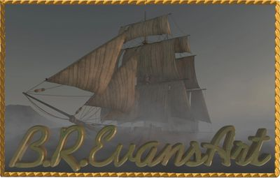 B R Evans Art