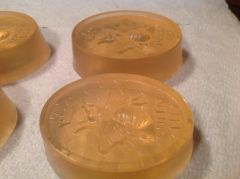 Golden Honey Body Soap