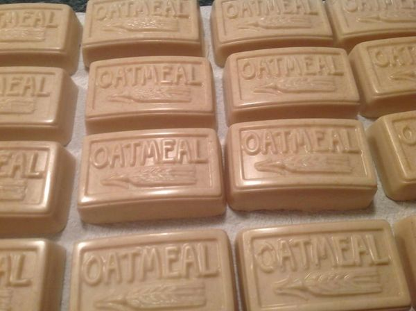 Oatmeal Body Soap