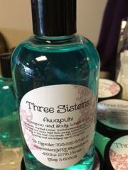 Awapuhi Shampoo and Shower Gel
