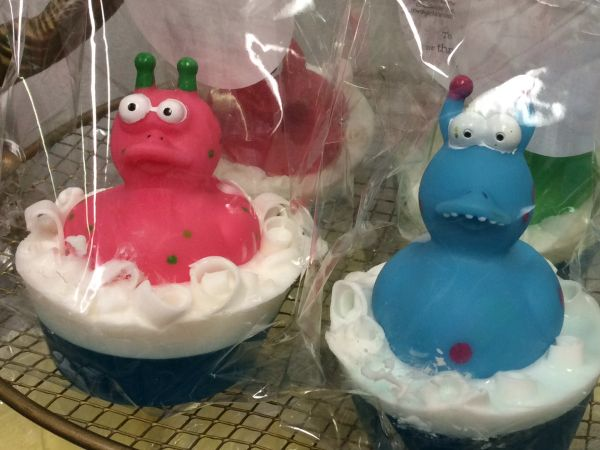 Silly Monster Duck Soap