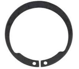 Delta Snap Ring