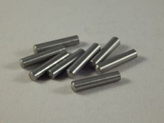Stainless Steel Taper Pins 2/0 x 5/8""