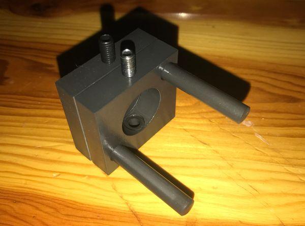 1AU Universal 0.750 PRO Dimple Jig