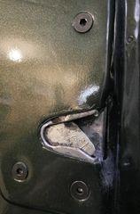 68-72 Nova Door Latch Screw Set Flat Hex