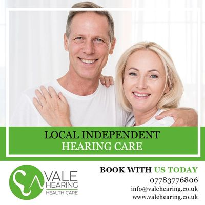 Vale Hearing. Local independent hearing care in the Vale Of Glamorgan and surrounding areas.