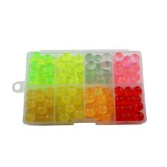 Cleardrift's Clear Soft Bead Variety Pack.