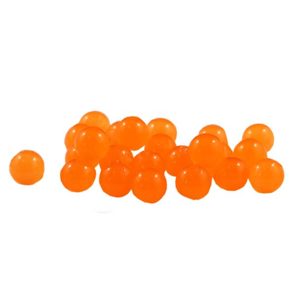 Soft Beads: Pumpkin
