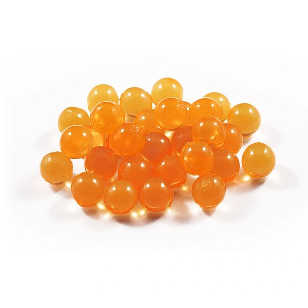 Soft Beads: Chehalis Orange