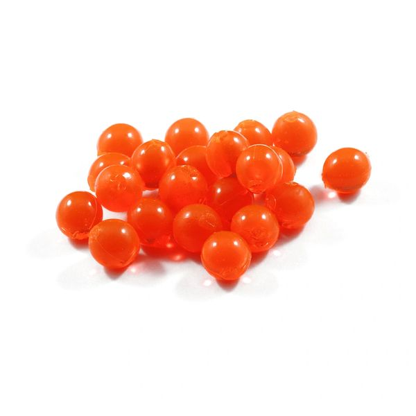 Soft Beads: Deep Orange
