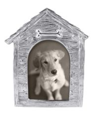 Dog House 4 x 6 Frame