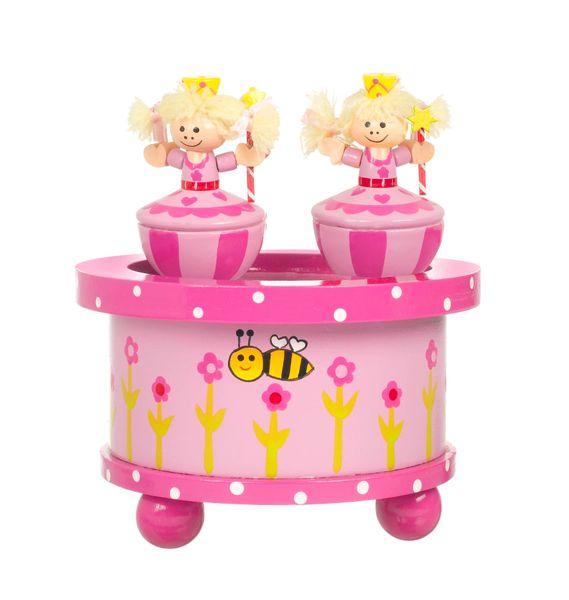 Fairy Music Box