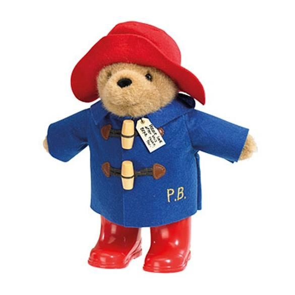 Classic Paddington with Boots
