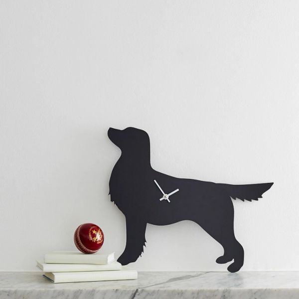 Retriever Clock