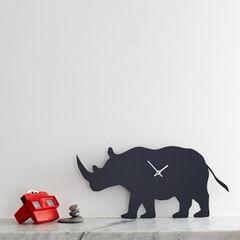 Rhino Clock