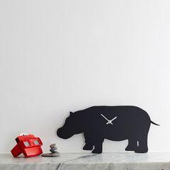 Hippo Clock