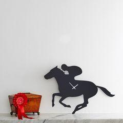 Racehorse Clock