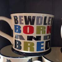 BEWDLEY Born & Bred Mug