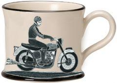 Born to Ride Mug by Moorland Pottery