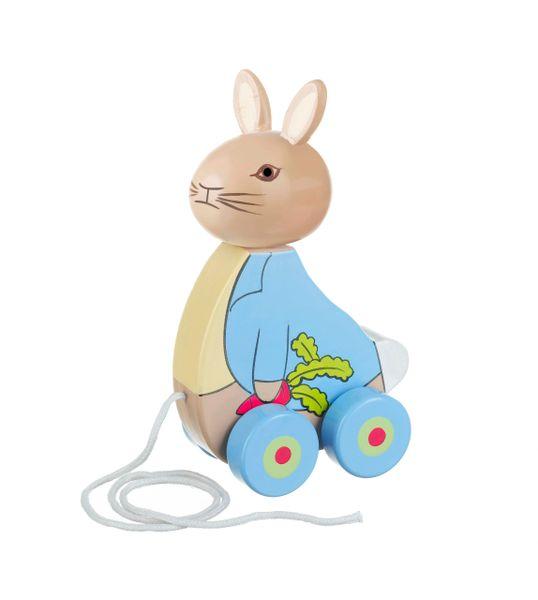 Peter Rabbit Pull Along