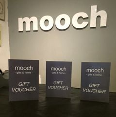 MOOCH GIFT VOUCHER - £40.00 SPEND IN STORE ONLY