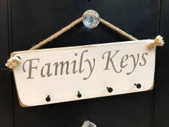 Family Keys key holder