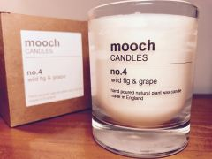 mooch CANDLES no.4 wild fig & grape