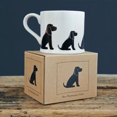 Black Cocker Spaniel Mug