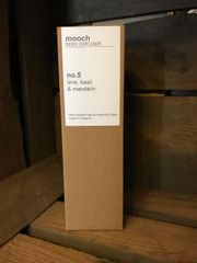 mooch REED DIFFUSER - no.5 lime, basil & mandarin