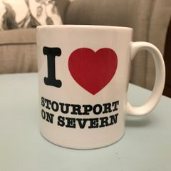 I (HEART) STOURPORT ON SEVERN Mug