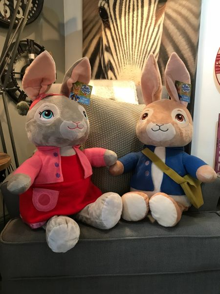 Peter Rabbit TV Collection 70cm Giant Peter Rabbit Plush Soft Cuddly Toy