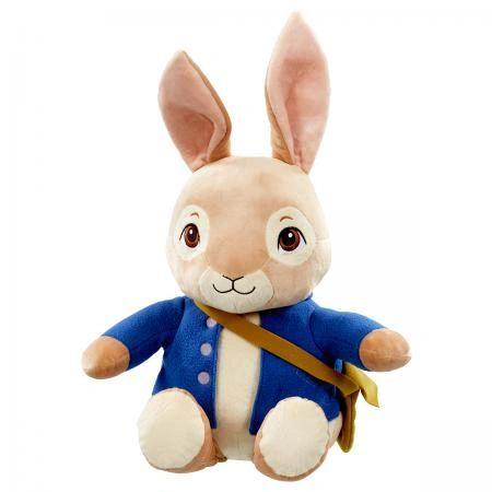 Giant Peter Rabbit TV - PETER