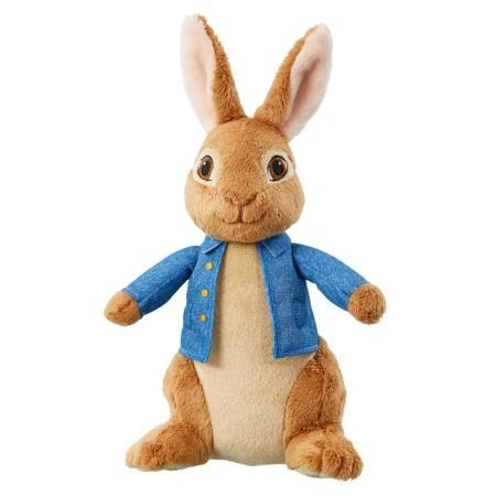 Peter Rabbit Movie Soft Toy