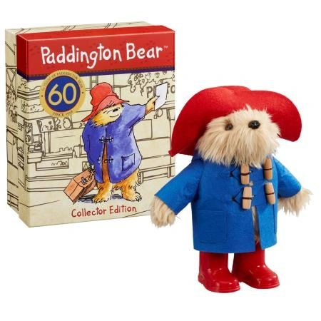 Collector Paddington in 60th Anniversary Gift Box