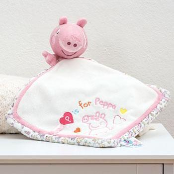 My First Peppa Pig Comfort Blanket