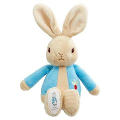 Peter Rabbit Bunny Bean rattle