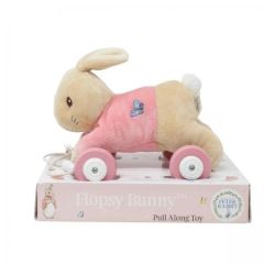 Flopsy Bunny Pull Along Toy
